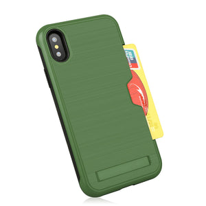 Durable and high quality iPhone case with Kickstand Back Cover