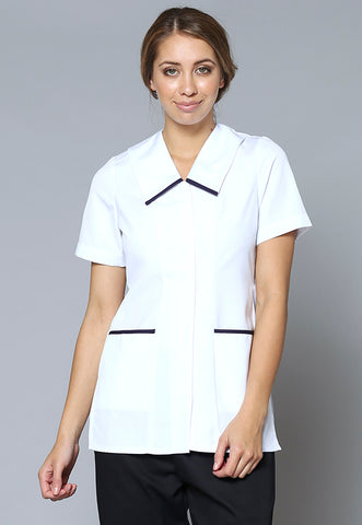 A100 Wide Collar Tunic