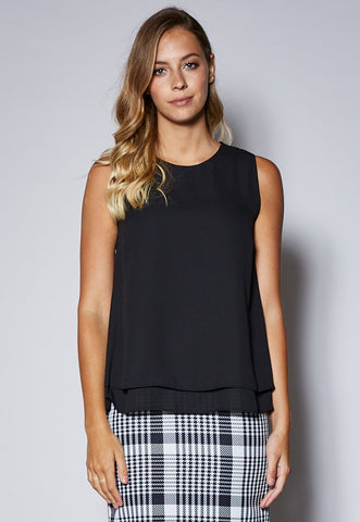 BL121 Layered Tank Top