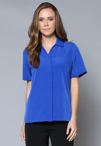 BL98 Short Sleeve V Neck Shirt