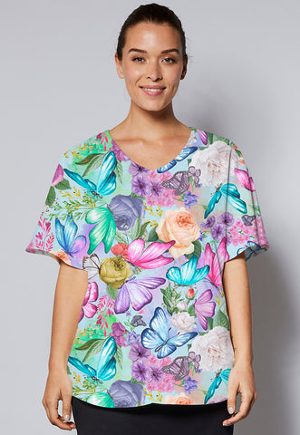 Butterflies Static-Free Top