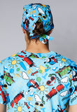 Thomas and Friends™ Explore Unisex Static-Free Scrub Hat