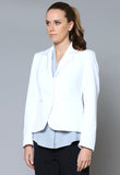 JK128LAB Female Two Button Lab Corporate Jacket
