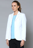 JK130LAB Female Three Button Lab Jacket