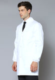 LAB2 Three Pocket Elasticated Cuff Lab Coat