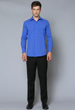 MBSL2CP Male Long Sleeve Slim Business Shirt