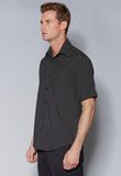 MBSCP Male Short Sleeve Business Shirt