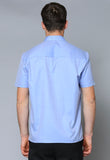 MSS S/Sleeve Flap Pocket Shirt