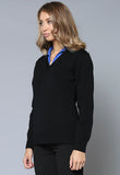 RMVNJF Female V-Neck Jumper