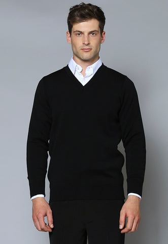KNIT21 Male V-Neck Jumper