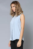 S627LN Ladies Sleeveless Top