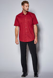 BZS770MS Mens Short Sleeve Shirt