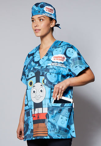 Thomas and Friends™ Tonal Unisex Static-Free Top