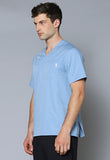 SCT23 Unisex Scrub Top with Side Pockets