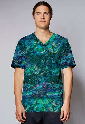 Paua Unisex Static-Free Top