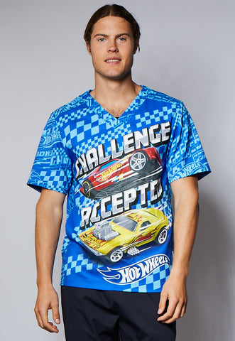 Hot Wheels™ Challenge Accepted Unisex Top