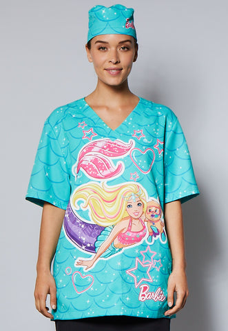 Barbie™ Mermaid Unisex Static-Free Top