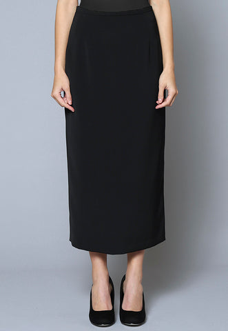 SK117 Corporate Maxi Skirt