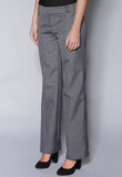 SL19 Female Low-Rise Front Belt Detail Trouser