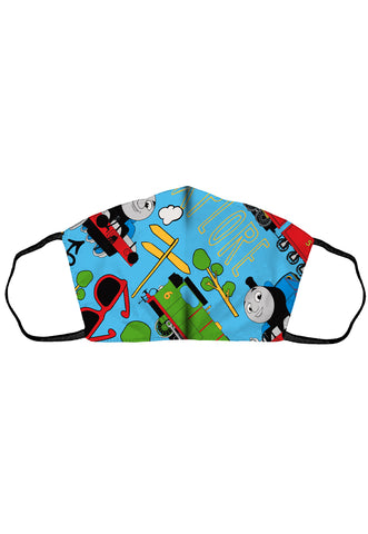 Licensed Machine Washable Face Mask – Thomas and Friends™ Explore