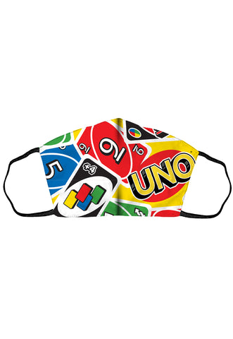 Licensed Machine Washable Face Mask – UNO®