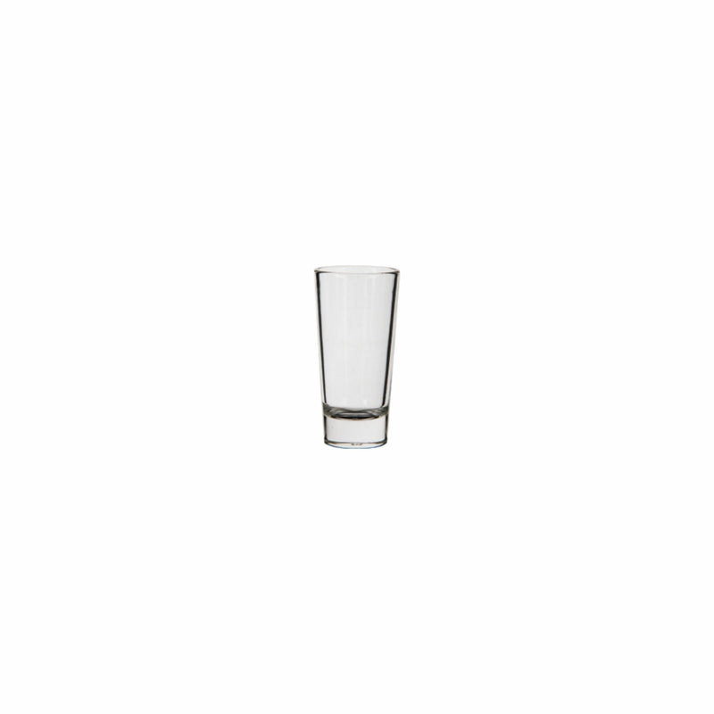 REGENT DOUBLE TEQUILA SHOOTER GLASS, 12 PACK (50ML)