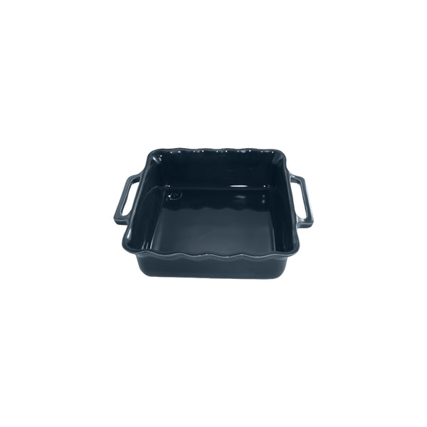 APPOLIA SLATE BLUE SQUARE BAKING DISH (1.6L) (245X208X66MM)