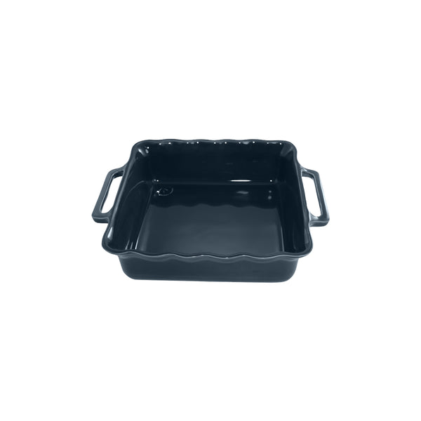 APPOLIA SLATE BLUE SQUARE BAKING DISH (2.2L) (275X233X68MM)