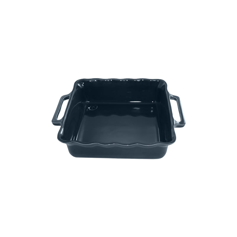 APPOLIA SLATE BLUE SQUARE BAKING DISH, 2.2LT (275X233X68MM)