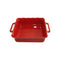 APPOLIA CHERRY SQUARE BAKING DISH (4.6L) (345X296X84MM)
