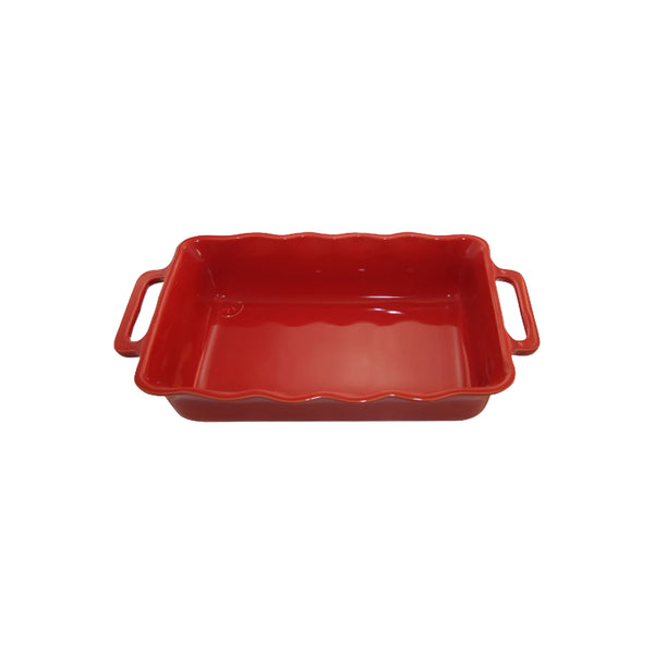 APPOLIA CHERRY RECT. BAKING DISH (2.6L) (340X204X76MM)