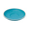 REGENT STONEWARE CAP. & LONG BLACK DOUBLE WELL SAUCER MATT BLUE, (140MM DIA) EA.