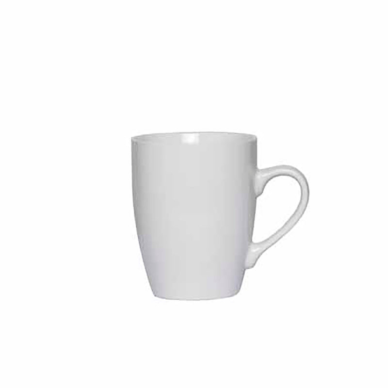COFFEE MUG WHITE (370ML) (PROMO MUG B-GRADE)