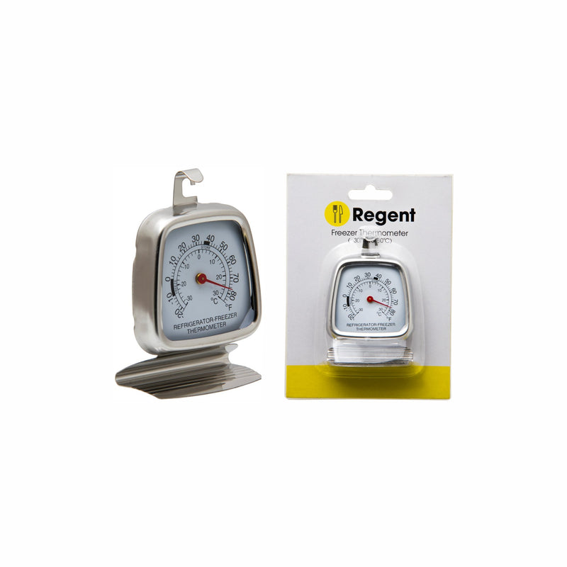 REGENT FREEZER THERMOMETER -30 DEG. C TO +30 DEG. C  (88.4X61.8MM)