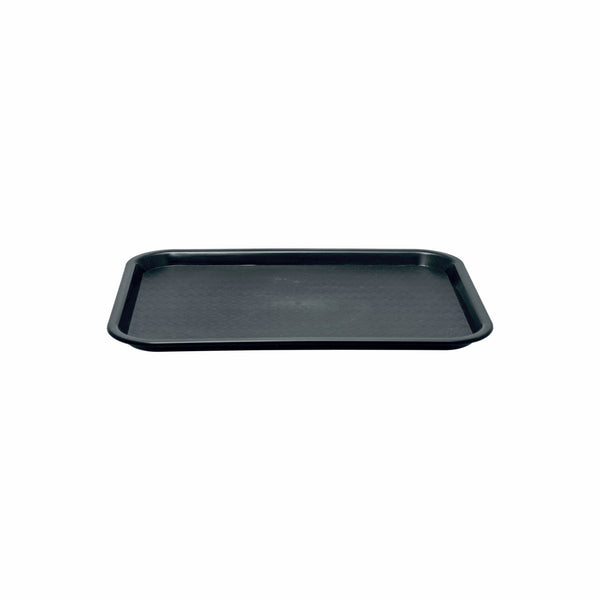 BAR BUTLER BLACK FAST FOOD TRAY PP (304X406MM)