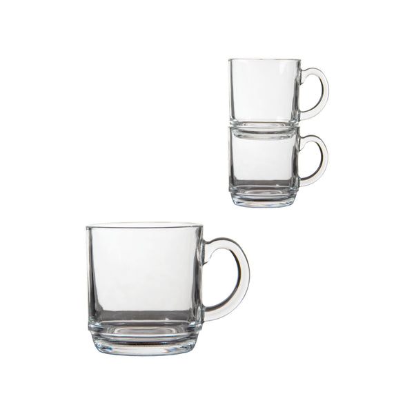 NADIR ASPEN STACKABLE MUG (300ML)