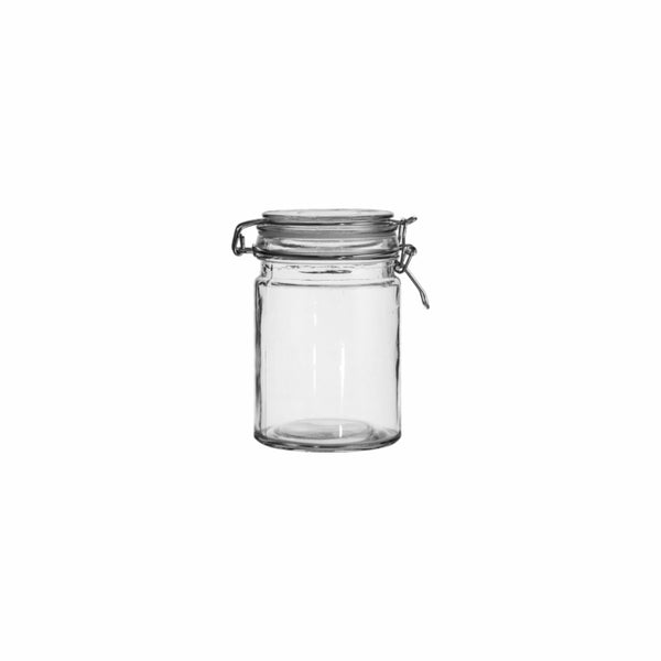REGENT HERMETIC CANISTER WITH CLIP & SEAL (680ML) (110MM:DX150MM:H)