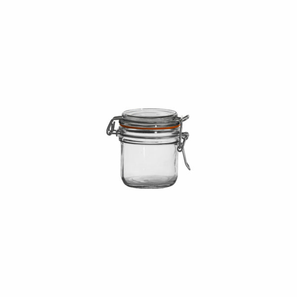 REGENT HERMETIC CANISTER WITH CLIP & SEAL (200ML) (80MM:DX85MM:H)