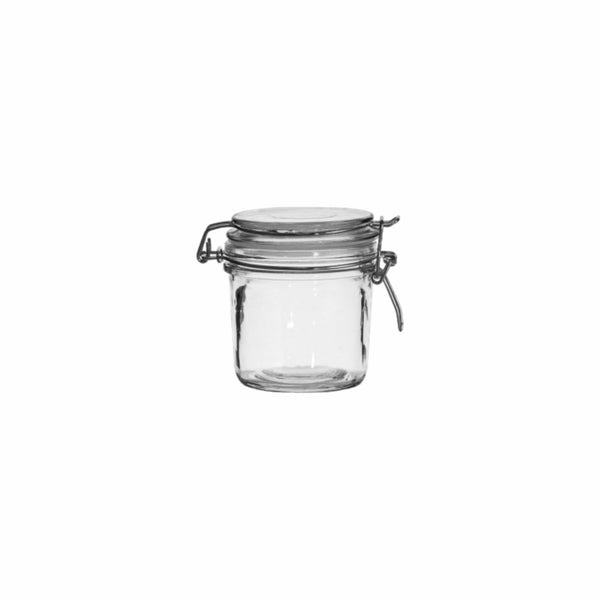 REGENT HERMETIC CANISTER WITH CLIP & SEAL (350ML) (95MM:DX95MM:H)