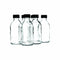 CONSOL PHARMACEUTICAL BOTTLE WITH BLACK LID, 6 PACK (200ML)