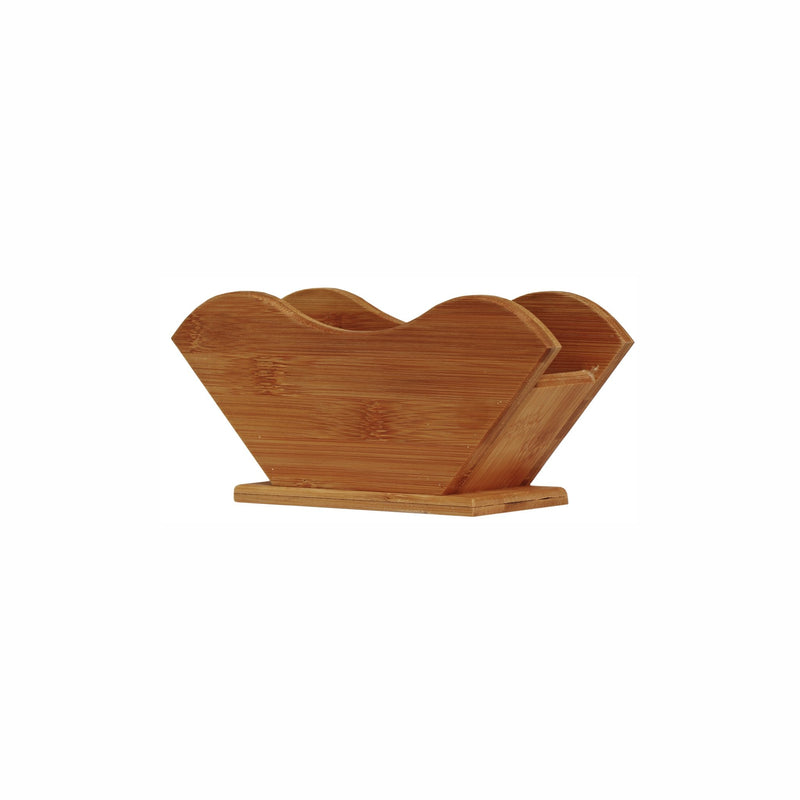 REGENT BAMBOO COFFEE FILTER HOLDER (100X190X65MM)