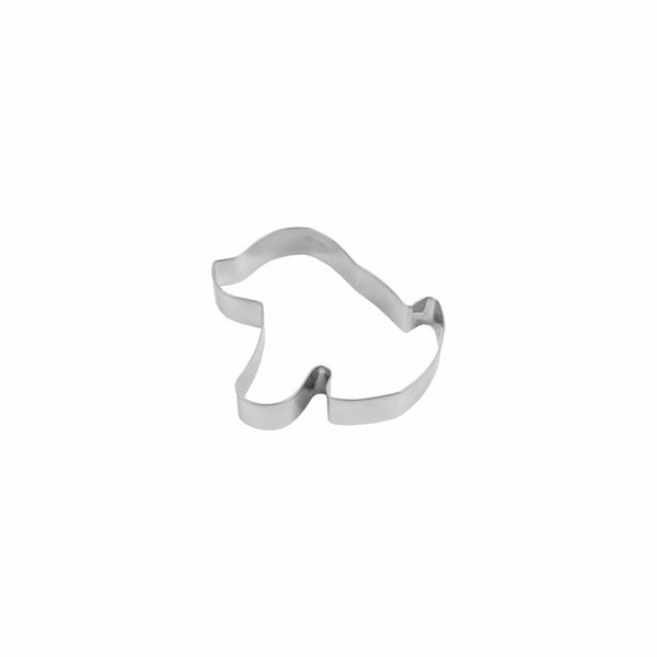 REGENT BAKEWARE COOKIE CUTTER PUPPY DESIGN LARGE (95X100MM)
