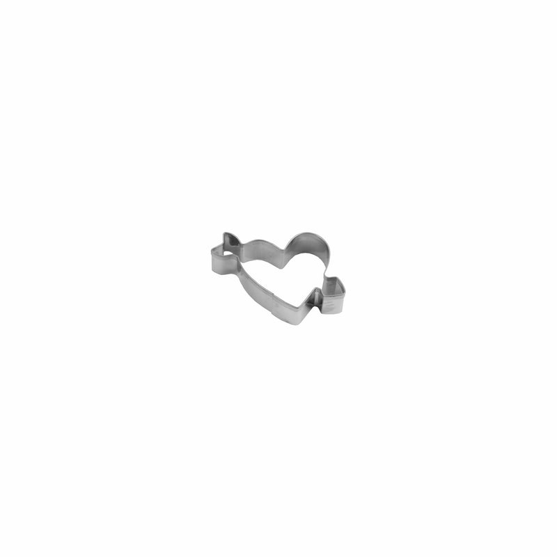 REGENT BAKEWARE COOKIE CUTTER LOVE HEART (45X45MM)