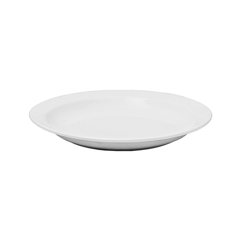 REGENT GOURMET HOTELWARE NARROW RIM DINNER PLATE (255MM:DIA)