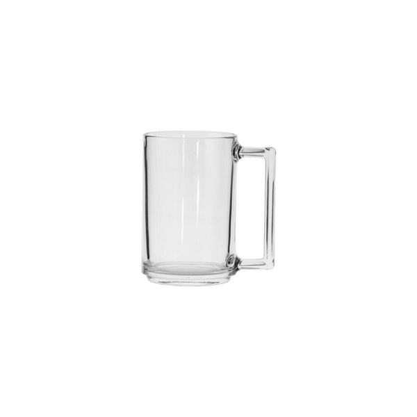 LUMINARC A LA BONNE HEURE TEMPERED GLASS MUG  (320ML)