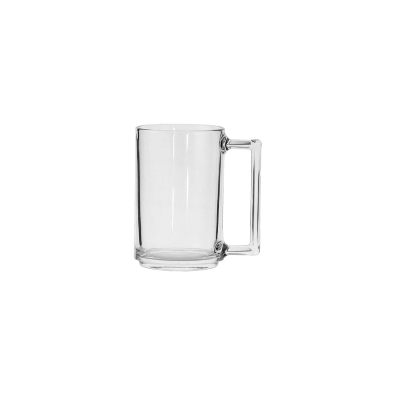 LUMINARC A LA BONNE HEURE TEMPERED GLASS MUG, (320ML)