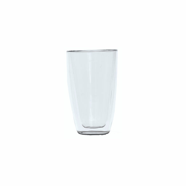 REGENT DOUBLE WALL GLASS TUMBLER BOROSILICATE (380ML)