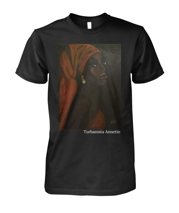 Turbanista Annette by Yen MT - Unisex Tee