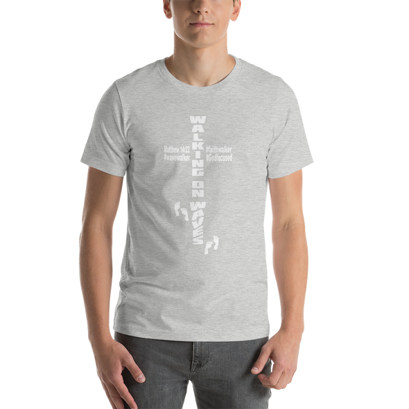 Walking On Waves - Short-Sleeve Unisex T-Shirt