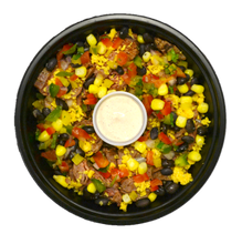 Load image into Gallery viewer, Naked Steak Burrito Bowl
